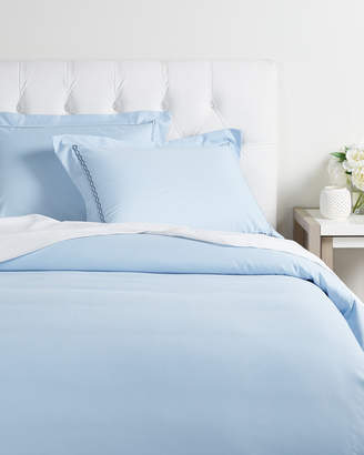 Superior Clouds Embroidery Duvet Set