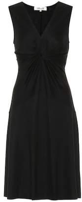 Diane von Furstenberg Wool-blend jersey dress