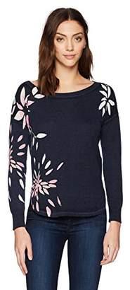 Desigual Women's Alnifolia Pullover Sweater