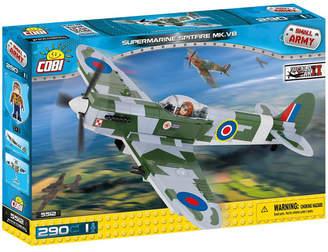 Spitfire Cobi Small Army World War Ii Supermarine Mk V Plane 290 Piece Construction Blocks Building Kit