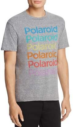 Altru Polaroid Logo Crewneck Short Sleeve Tee