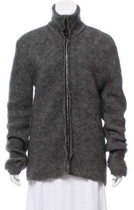 Barbara Bui Wool Knit Jacket