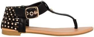 Le Château Women's Studded Thong Sandal