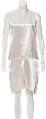 Celine Satin Shift Dress w/ Tags