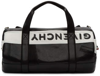 Givenchy Black and White MC3 Duffle Bag
