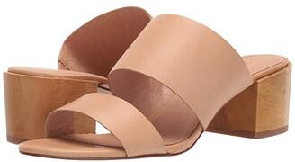 Madewell Kiera Two-Strap Mule Sandal