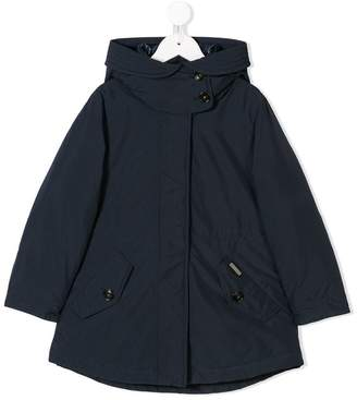 Woolrich Kids hooded coat