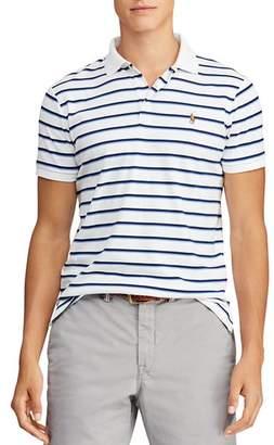 Polo Ralph Lauren Striped Classic Fit Polo Shirt