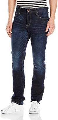 William Rast Men's Dean Slim Straight Leg Denim Jean