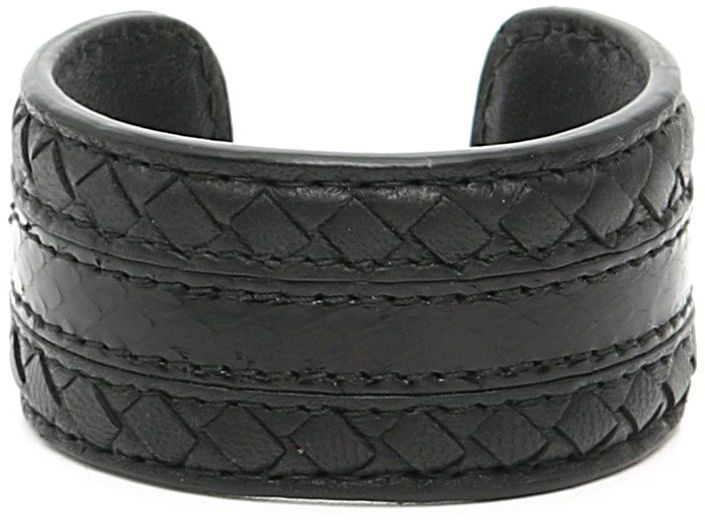 Bottega VenetaAyers And Nappa Bracelet