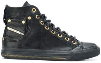 Diesel Exposure IV W hi-top sneakers