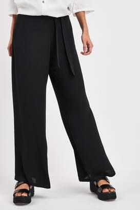 Next Womens Rust Palazzo Wide Leg Trousers