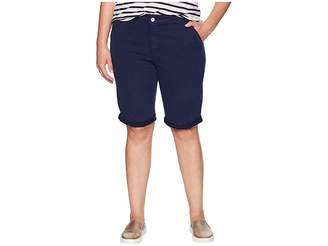 Jones New York Chino Bermuda Shorts Women's Shorts