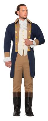 Forum Men's Colonial Officer Patriotic Costume