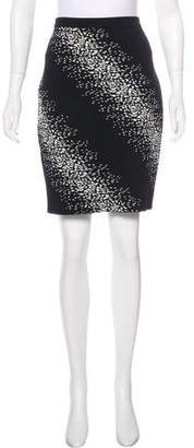 Opening Ceremony Printed Knee-Length Skirt