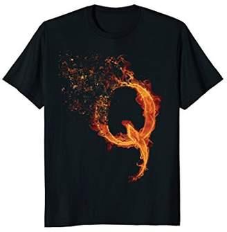 Q Anon Fire Gifts Q Modern Qanon Tees
