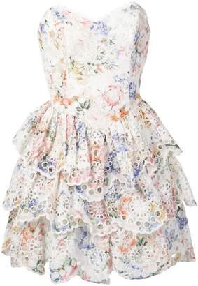 Zimmermann Bowie strapless dress