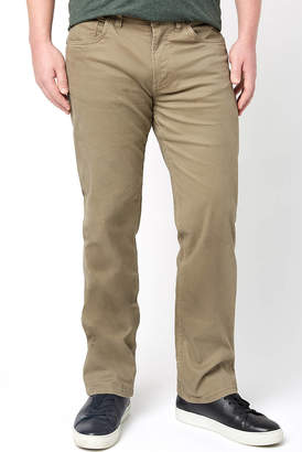 "Tailor Vintage Westport Five Pocket Straight Leg 30"" Khaki Pant"