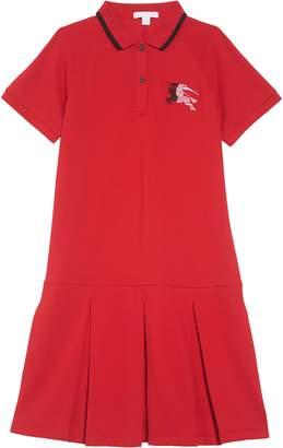 Burberry Mollyanna Polo Dress