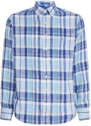 Gant Linen Check Shirt