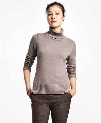 Brooks Brothers Cashmere Turtleneck