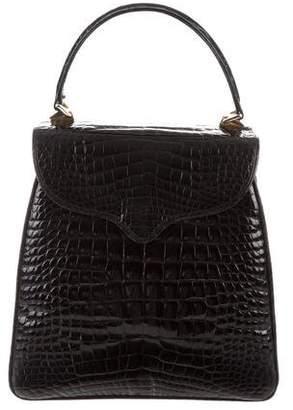 Lana Marks Alligator Princess Diana Bag