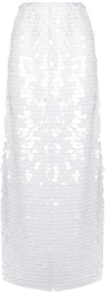 Natasha Zinko sequinned maxi skirt