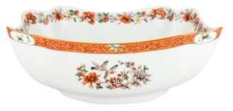 Mottahedeh Magnolia & Birds Vegetable Bowl