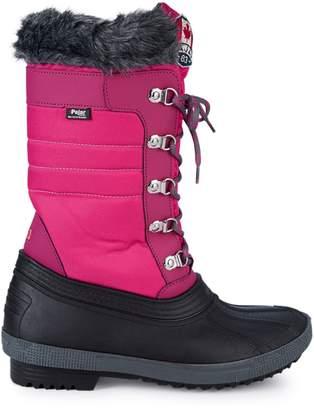 Pajar Debby Faux Fur-Trim Winter Boots