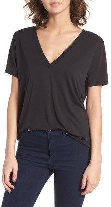 Women's Lush V-Neck Tee $32 thestylecure.com