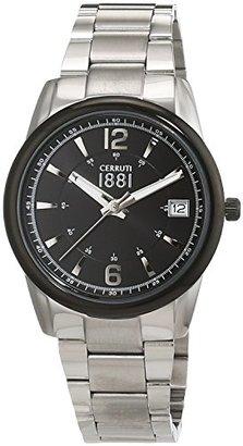 Cerruti (チェルッティ) - Cerrutiレディース腕時計シルバーcrm103stb02ms