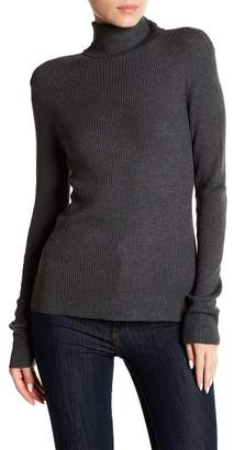 14th & Union Cor Ribbed Turtleneck