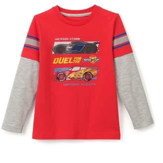 Cars Long-Sleeved T-Shirt, 3-12 Years