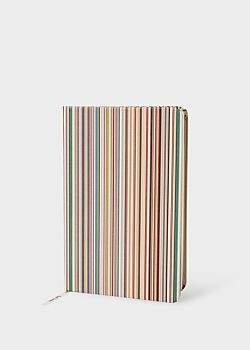 Paul Smith Signature Stripe Pocket Notebook