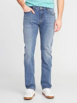 Old Navy Slim Built-In Tough All-Temp Jeans for Men