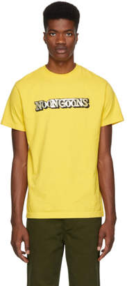 Noon Goons Yellow Quarter Mile T-Shirt
