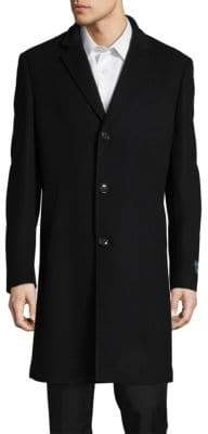 Ralph Lauren Classic Long Topcoat