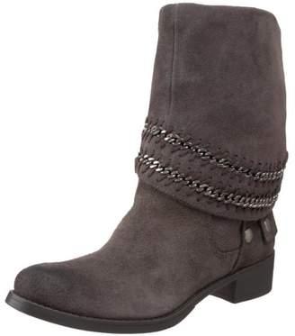 Nine West Women Ankle-Strap Black (Black/Pewter), 41 EU (11 US)