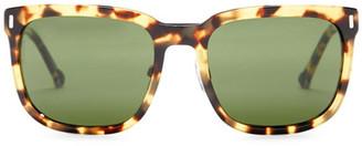 Dolce & Gabbana Men's DNA Square Acetate Frame Sunglasses $295 thestylecure.com