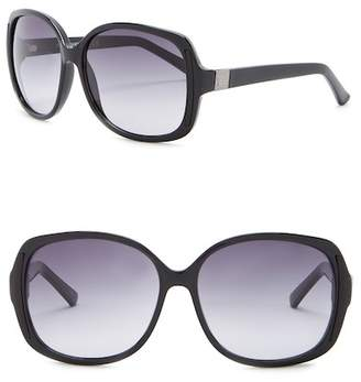 Vince Camuto Glam Oval 67mm Sunglasses