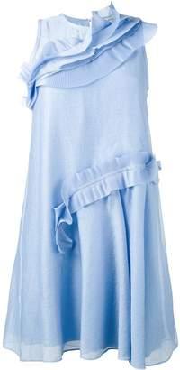 Carven flared dress