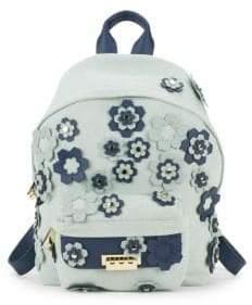 Zac Posen Eartha Floral Zip-Around Backpack
