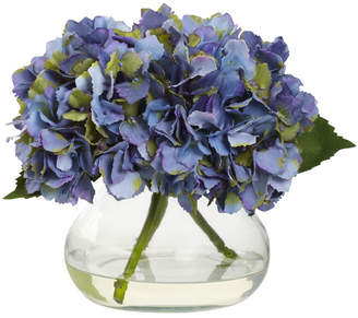 Willa Arlo Interiors Blooming Hydrangea in Vase