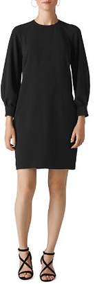 Whistles Tihara Textured Dress