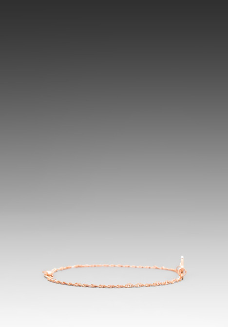 Jennifer Zeuner Jewelry Love Bracelet