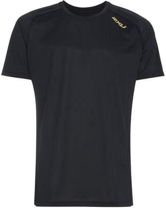 2XU Black GHST short sleeve t shirt