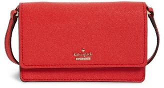 Kate Spade New York Cameron Street - Arielle Crossbody Bag - Red $158 thestylecure.com