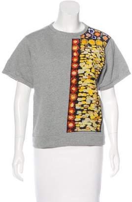Aquilano Rimondi Aquilano.Rimondi Printed Short Sleeve Sweater
