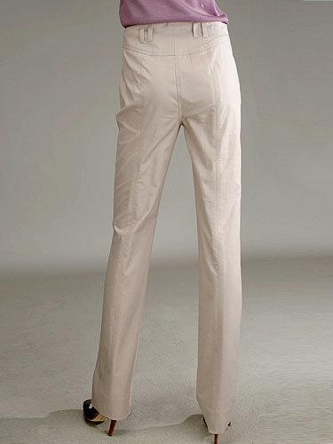 Richard Chai Yoke Seam Slim Pant