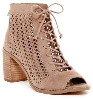 Vince Camuto Trevan Cutout Bootie $129 thestylecure.com